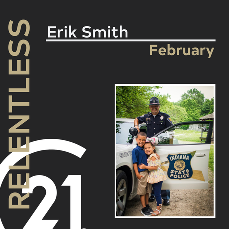 The Relentless Campaign Erik Smith